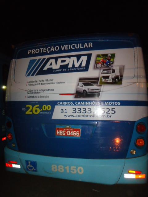 Backbus e busdoor - Foto 10