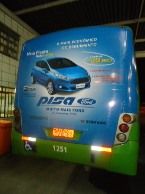 Backbus e busdoor - Foto 11