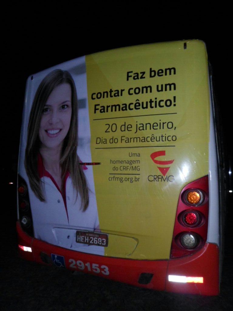 Backbus e busdoor - Foto 12