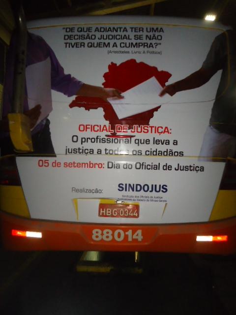 Backbus e busdoor - Foto 13