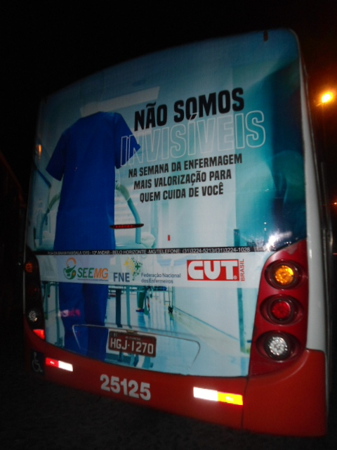 Backbus e busdoor - Foto 14