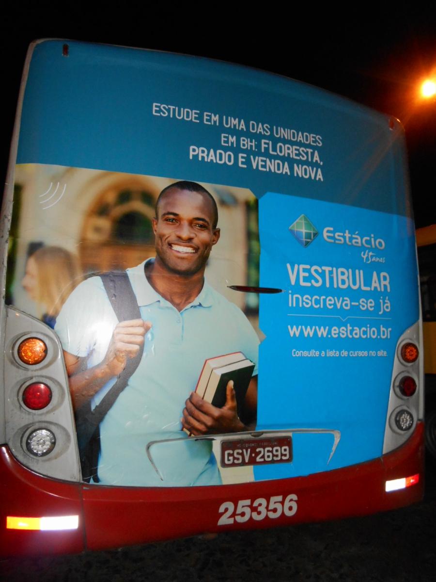 Backbus e busdoor - Foto 17