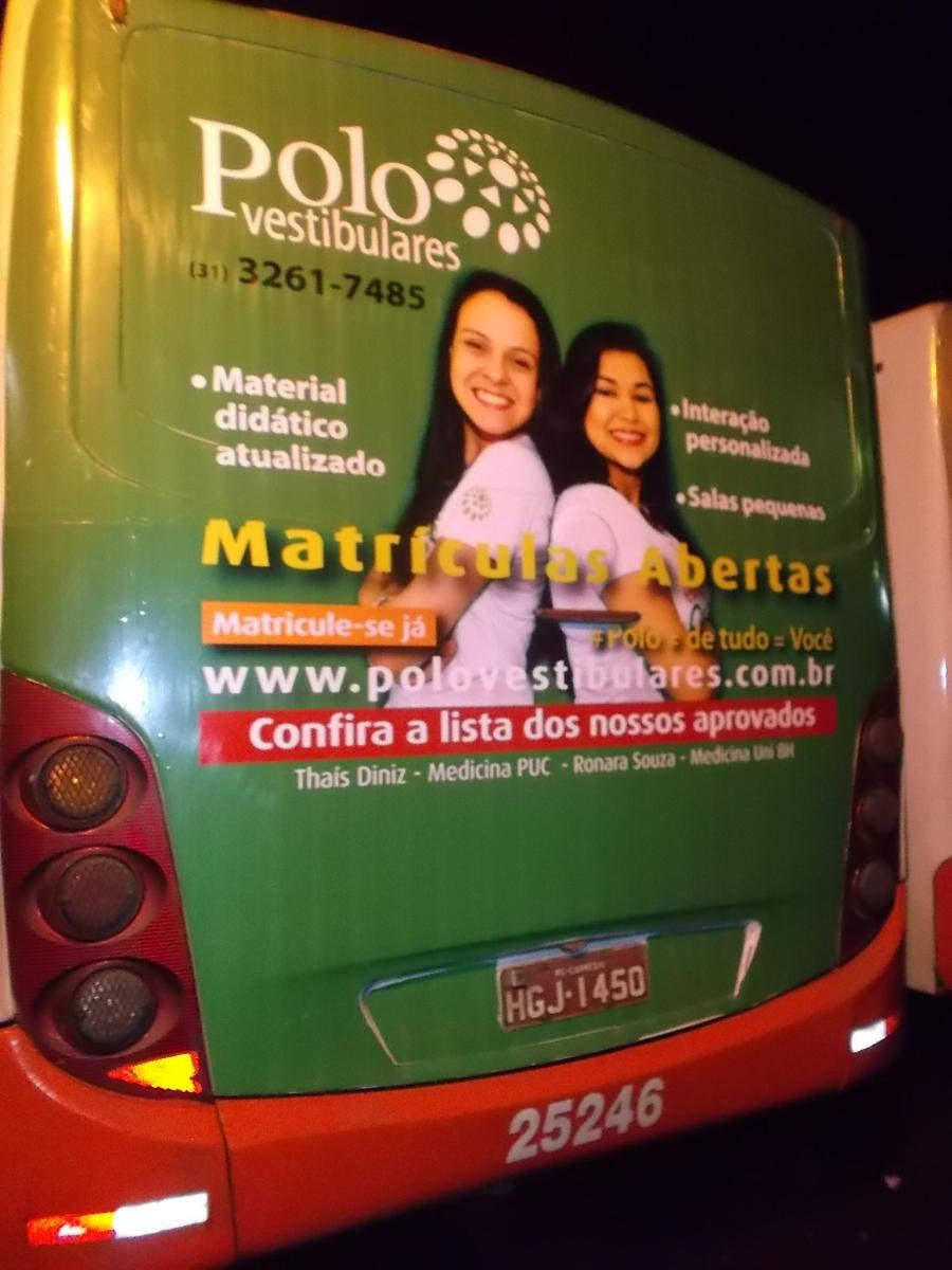 Backbus e busdoor - Foto 18