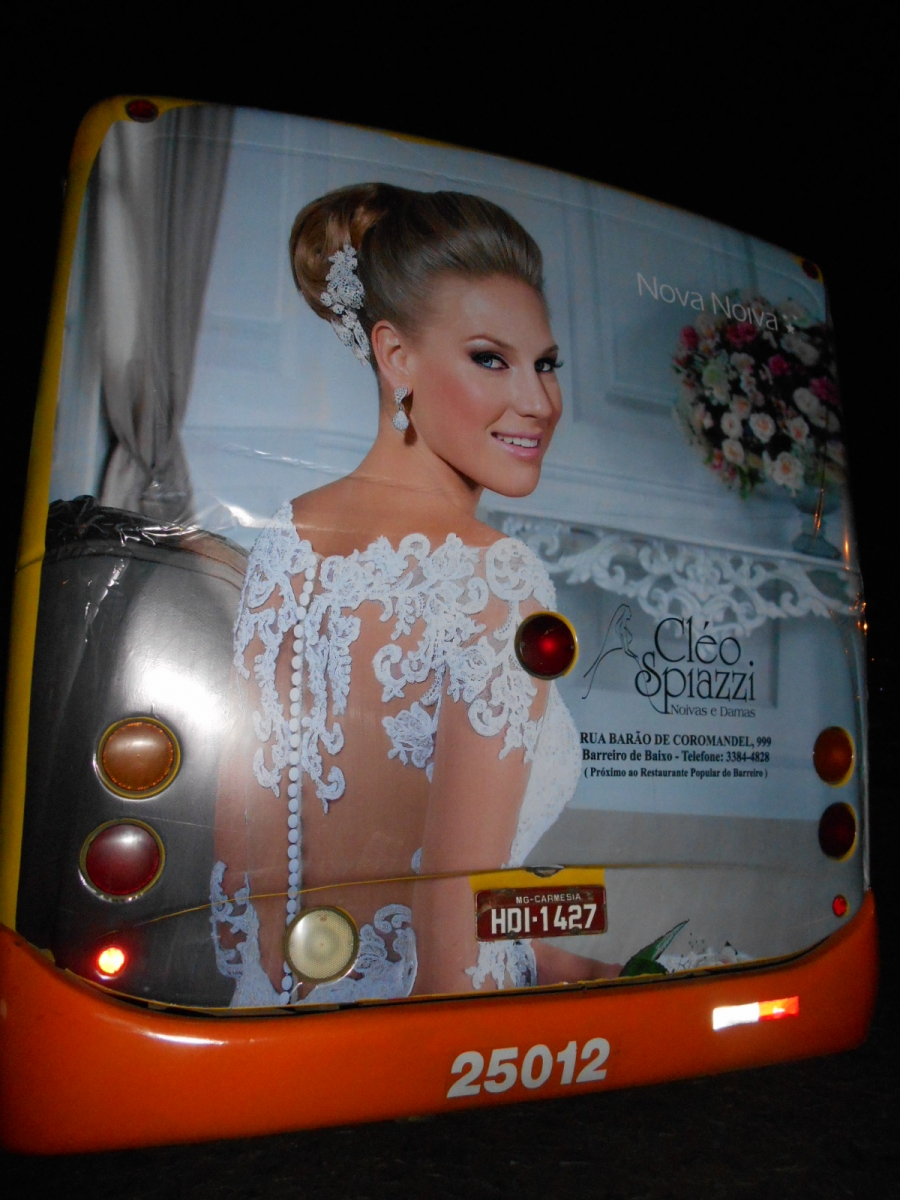 Backbus e busdoor - Foto 20