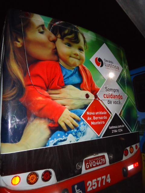 Backbus e busdoor - Foto 21