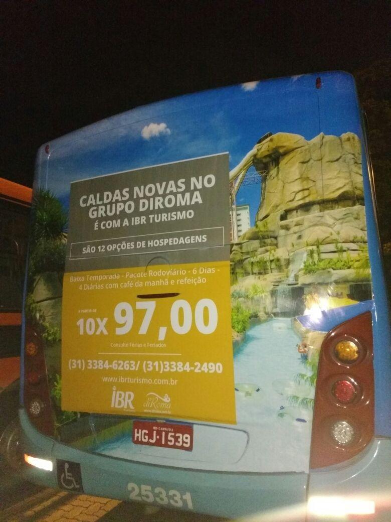 Backbus e busdoor - Foto 22