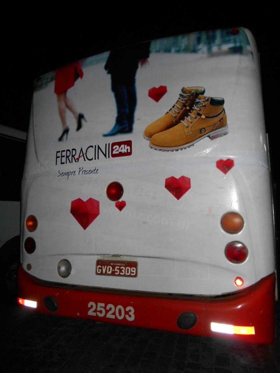 Backbus e busdoor - Foto 23