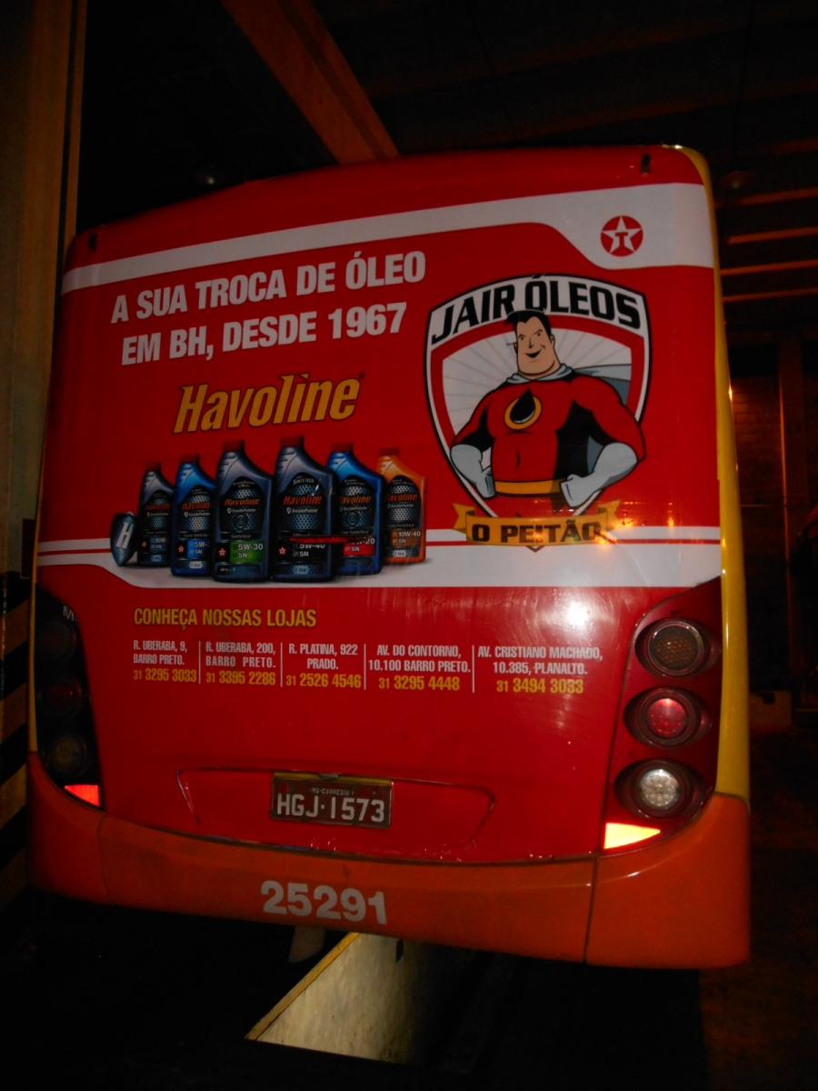 Backbus e busdoor - Foto 24