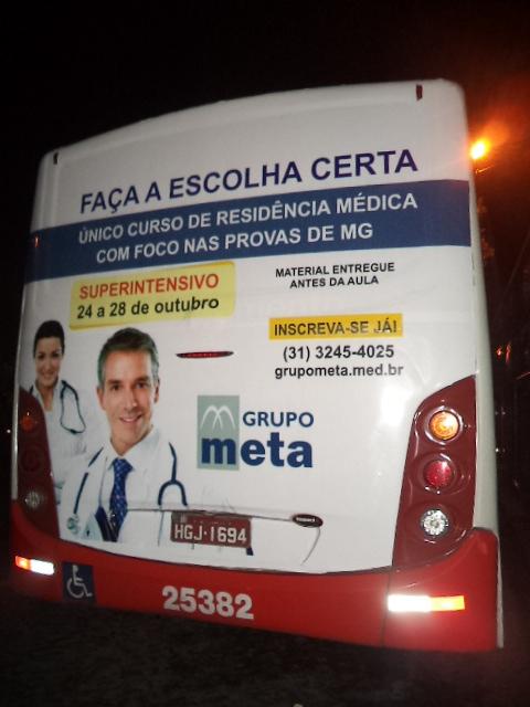 Backbus e busdoor - Foto 25