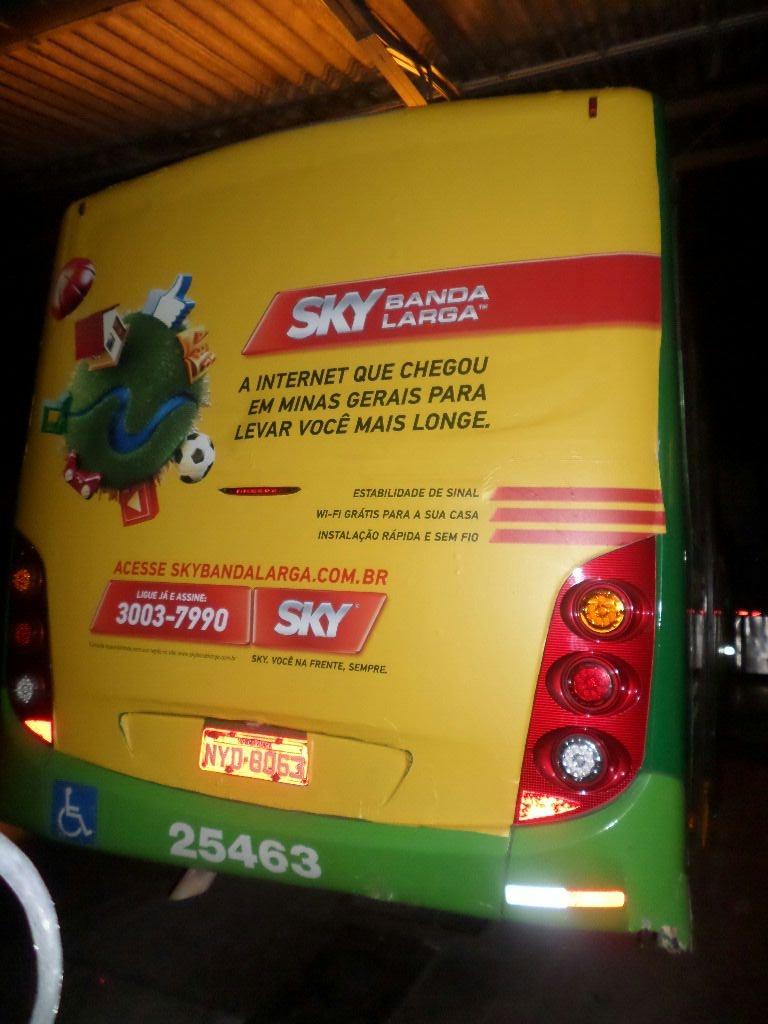 Backbus e busdoor - Foto 30
