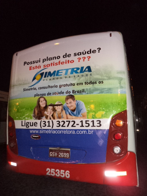 Backbus e busdoor - Foto 31