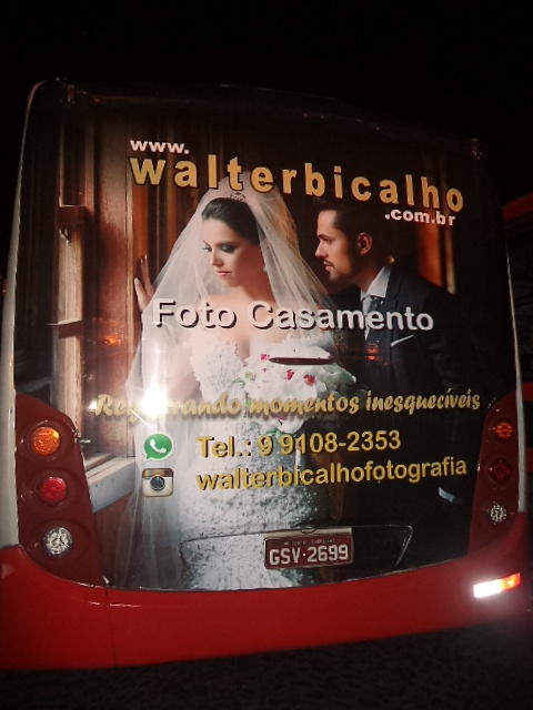 Backbus e busdoor - Foto 33