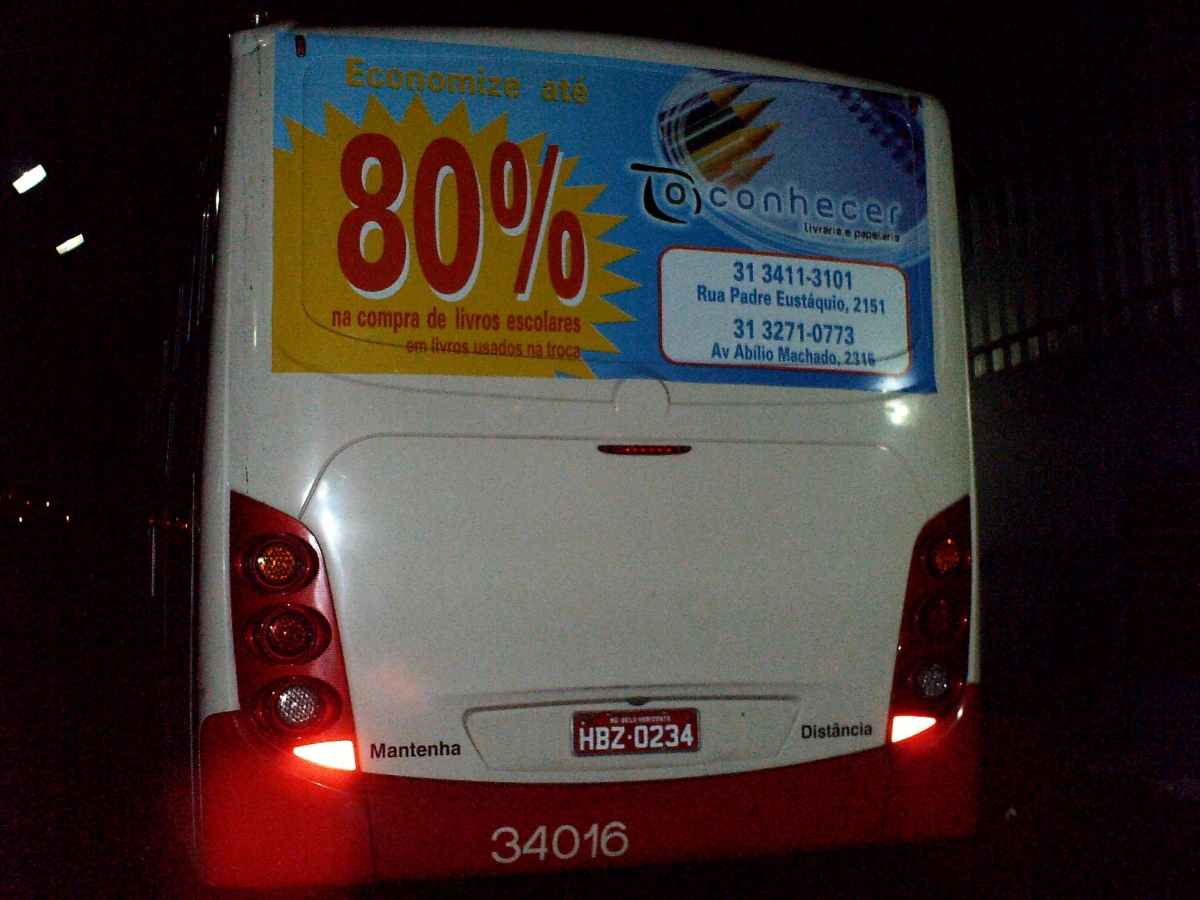 Backbus e busdoor - Foto 34