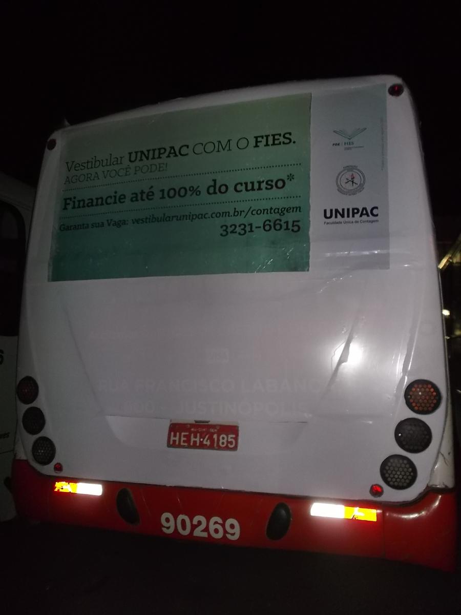 Backbus e busdoor - Foto 35