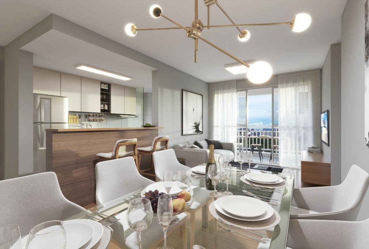 Apartamento Bairro Floramar 3 quartos com Varanda - Foto 5