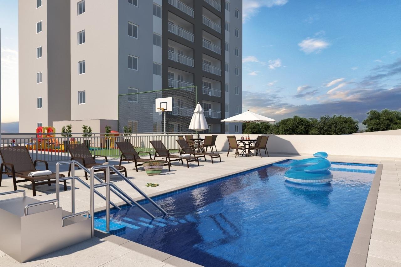 Apartamento Bairro Floramar 3 quartos com Varanda - Foto 6