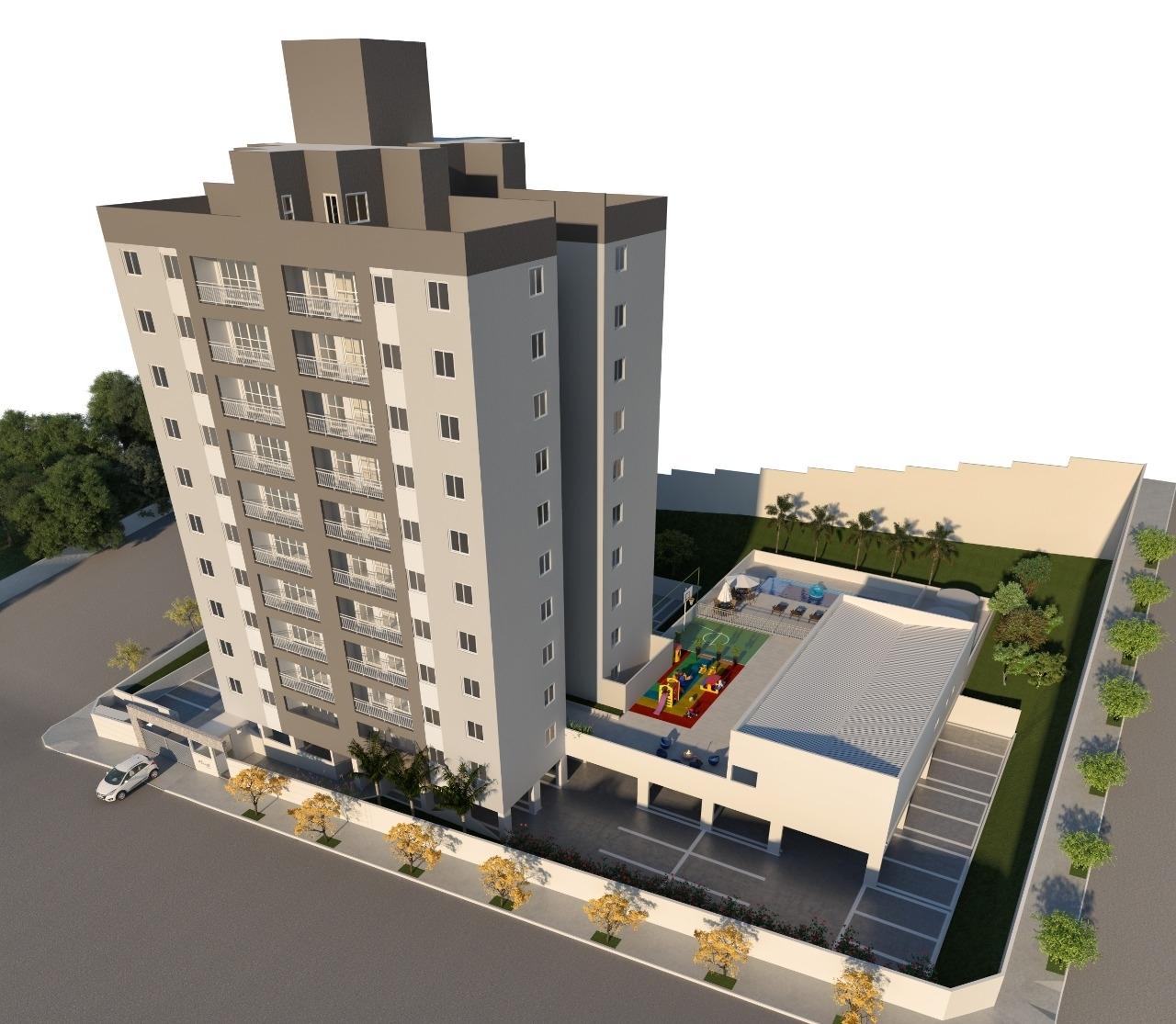 Apartamento Bairro Floramar 3 quartos com Varanda - Foto 3