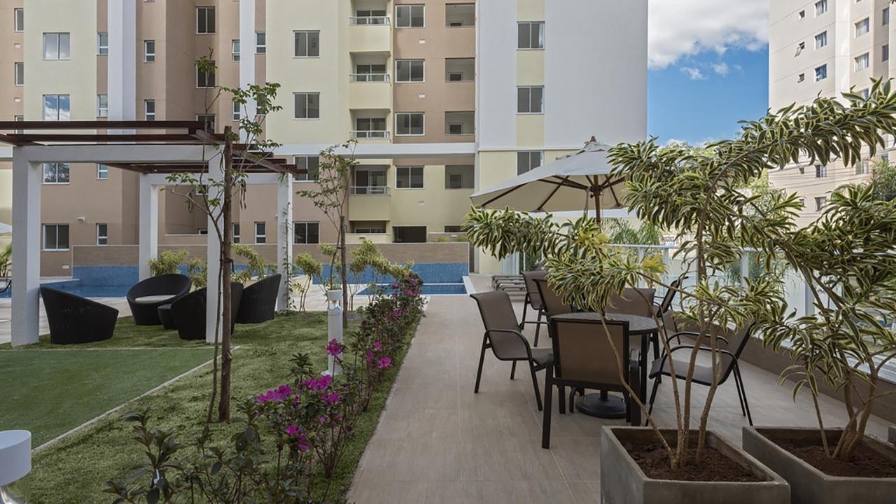 Apartamento Bairro Planalto suíte e varanda. - Foto 2