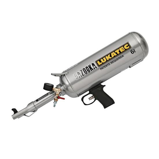 Assentador de talao tipo Bazooka - 6 - l - Lukatec - Foto 1