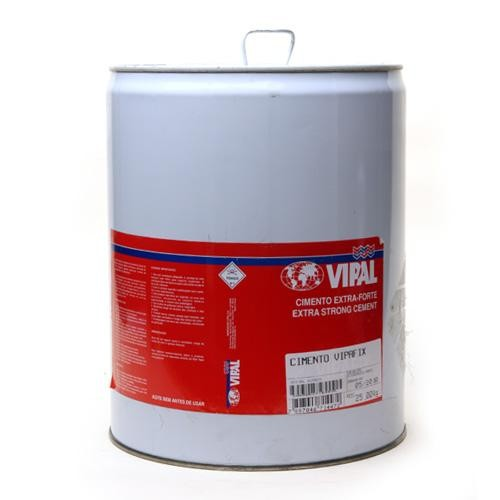 Cimento Vipafix balde 25 KG - 20 L - Foto 1