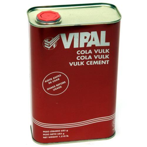 Cola preta Vulk lata 900 ML - Foto 1