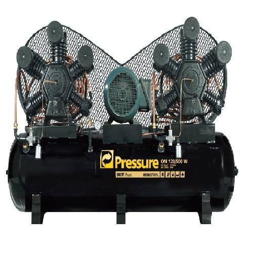 Compressor de ar Ônix 120/500 Pressure - Foto 1