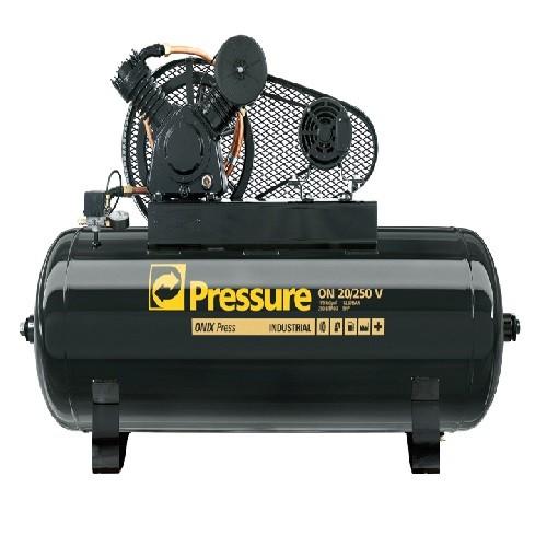 Compressor de ar Ônix 20/250 Pressure - Foto 1