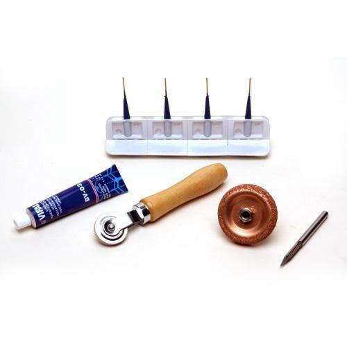Kit conserto pneu s/c Vipal MC - 08 - Foto 1