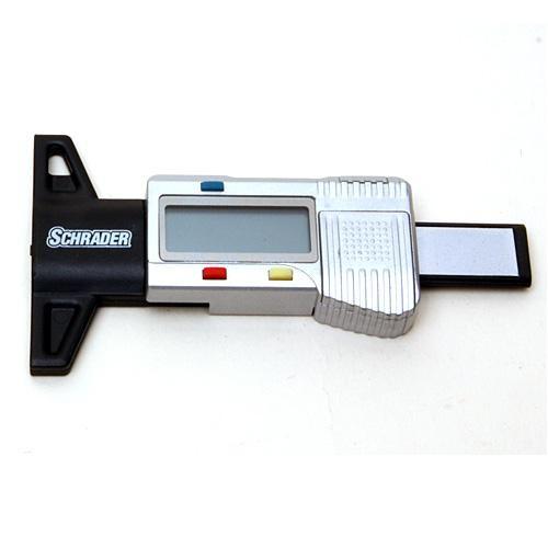 Medidor de banda digital Schrader ( 25 mm ) - Foto 1