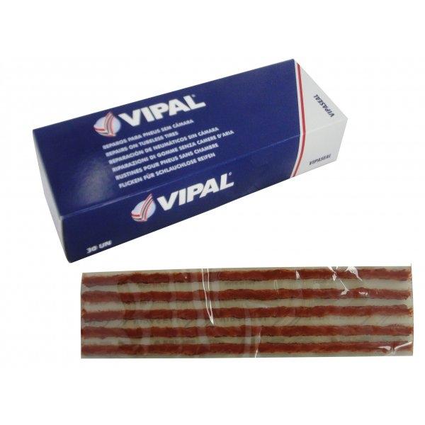 Refil Vipal conserto de Pneu S/C P/ Caminhão 30 PÇ - Foto 1
