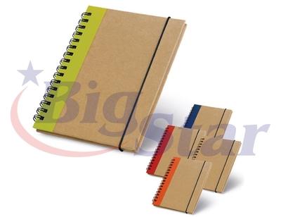 Bloco de Anotações - Caderno Ecológico-DO2657 - Foto 1