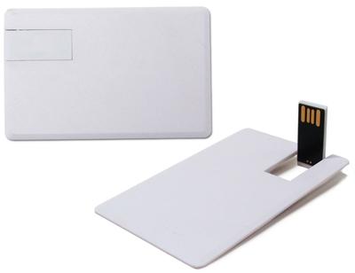 Pen card confeccionado em plástico-DO331B - Foto 1