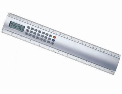 Régua Calculadora-DO1108 - Foto 1
