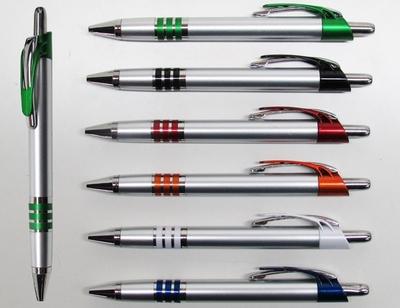 caneta plastica-DO1383-C - Foto 1