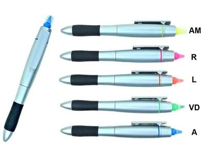 caneta plastica-DO586-CRO - Foto 1