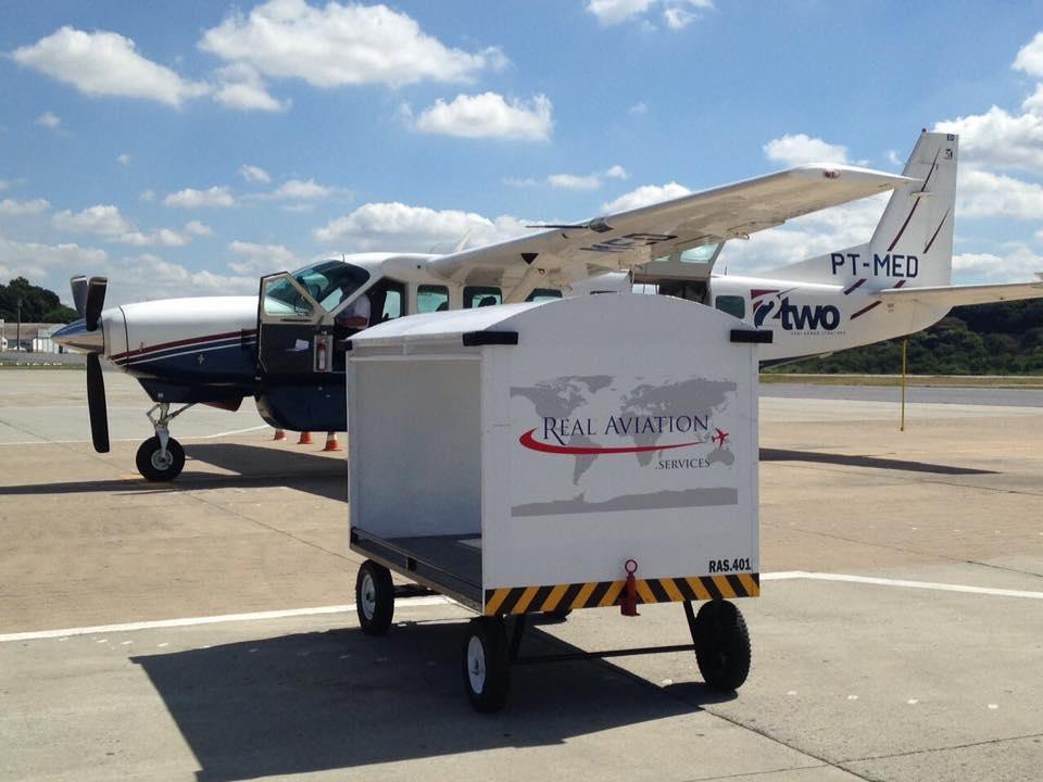 Atendimento ao Caravan Cessna 208