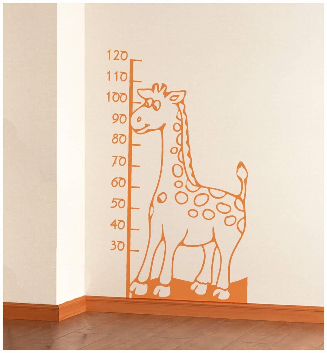 Adesivo de Decoração Infantil | Girafa R$ 119,00