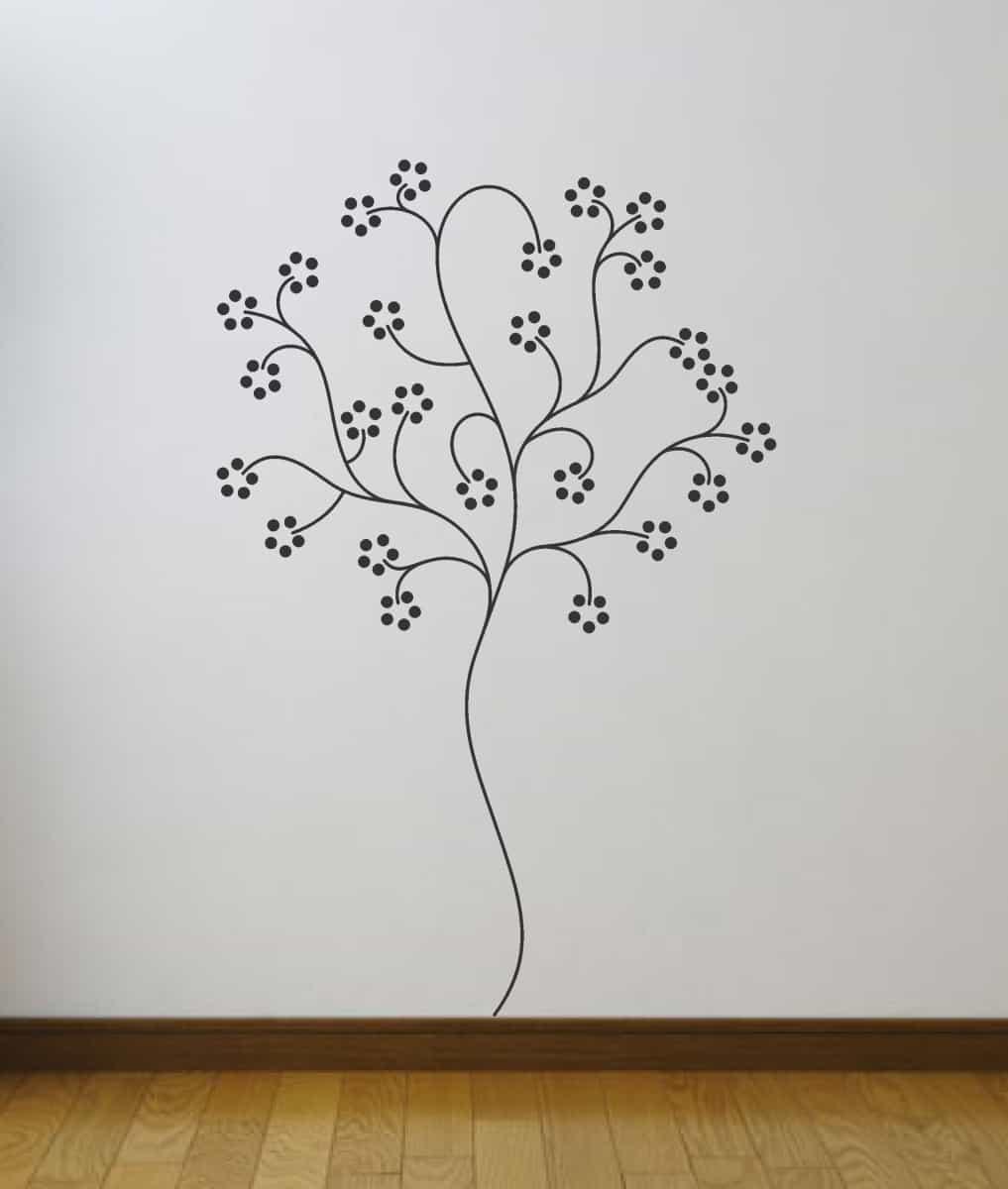 Adesivo de Decoração | Árvore 1