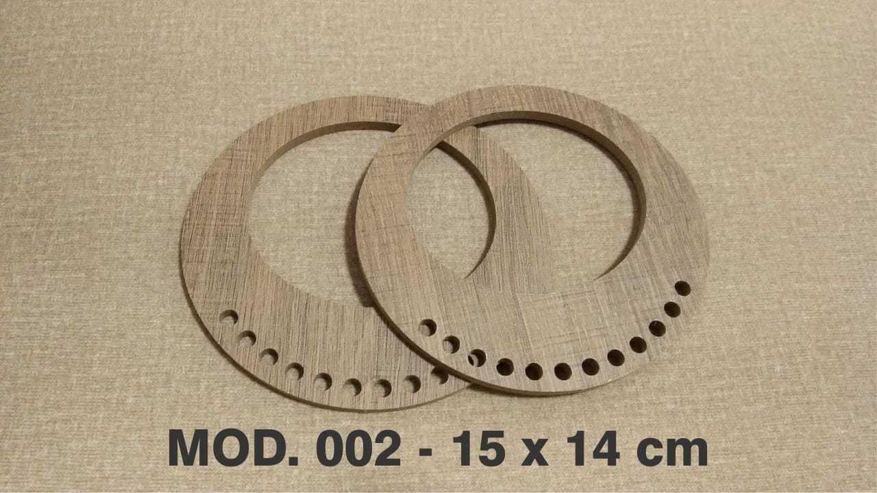 Alças de Bolsas - Mod 002 R$ 35,00