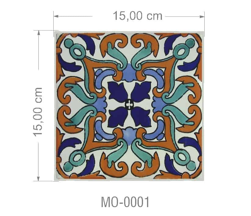 Azulejo PT kit com 90 uni - MO 0001 R$182,00