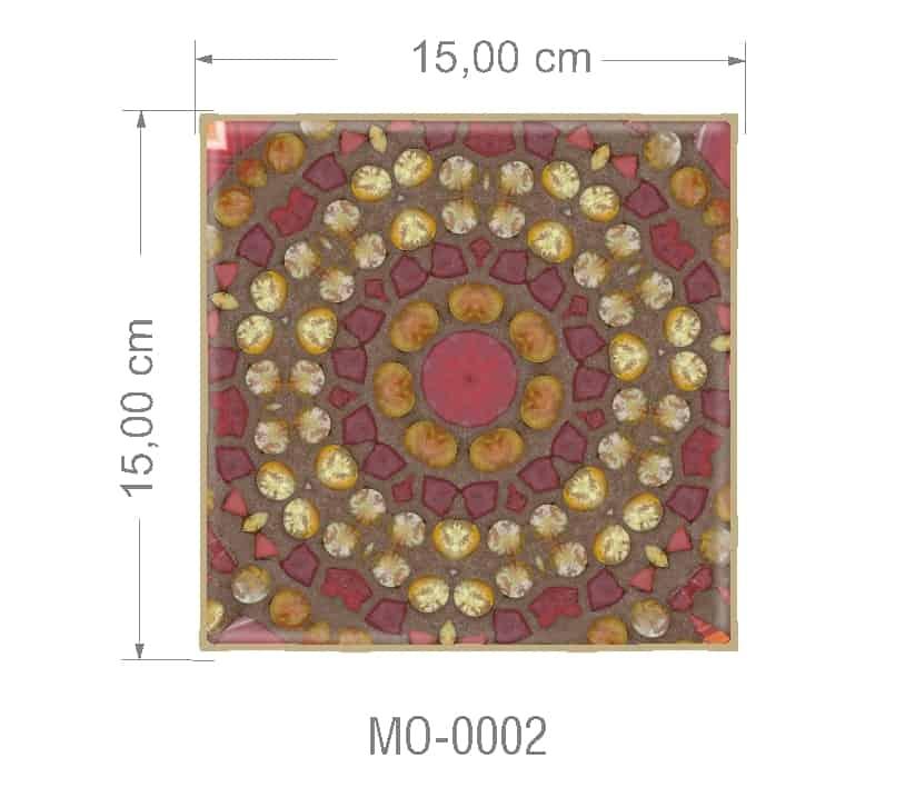 Azulejo PT kit com 90 uni - MO 0002 R$182,00