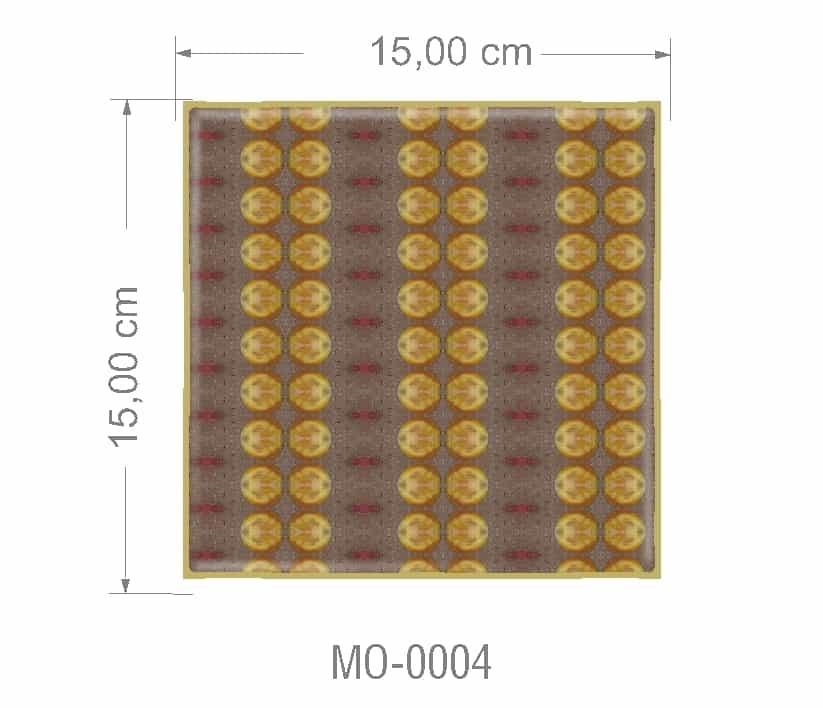 Azulejo PT kit com 90 uni - MO 0004 R$182,00