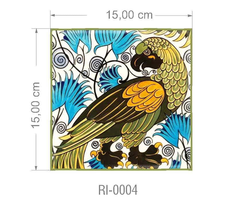 Azulejo PT kit com 90 uni - RI 0004 R$182,00