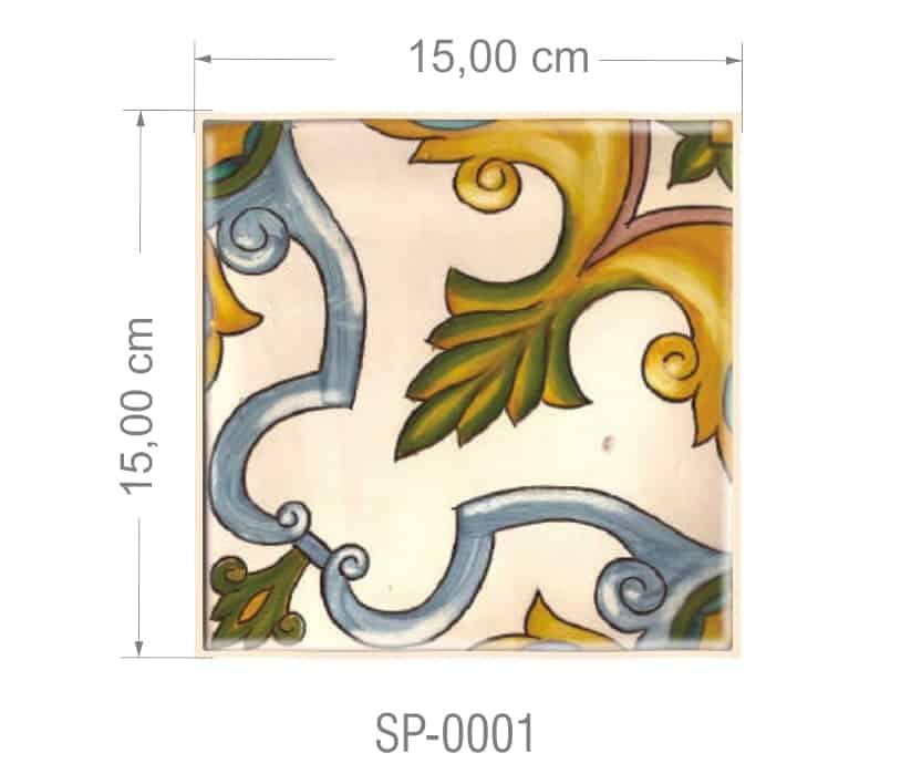 Azulejo PT kit com 90 uni - SP 0001 R$182,00