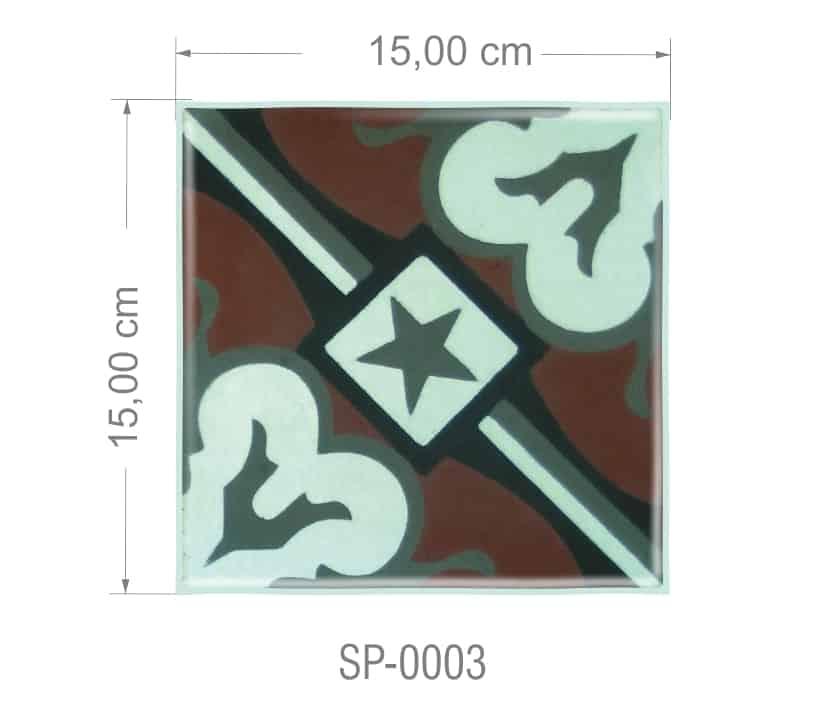 Azulejo PT kit com 90 uni - SP 0003 R$182,00