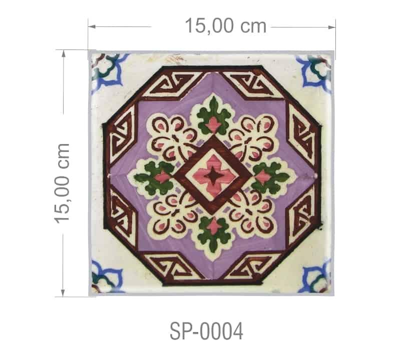 Azulejo PT kit com 90 uni - SP 0004 R$182,00