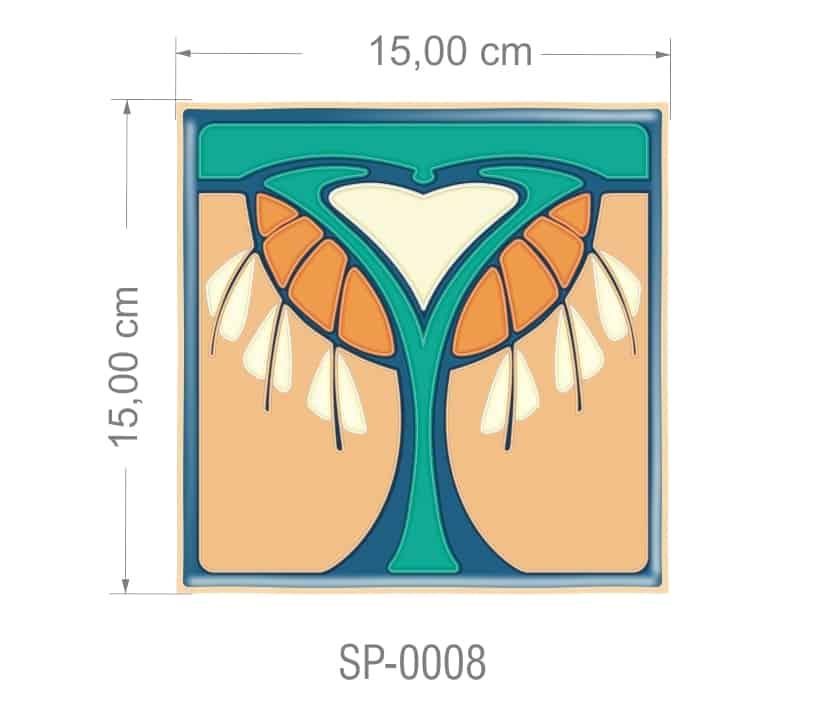 Azulejo PT kit com 90 uni - SP 0008 R$182,00