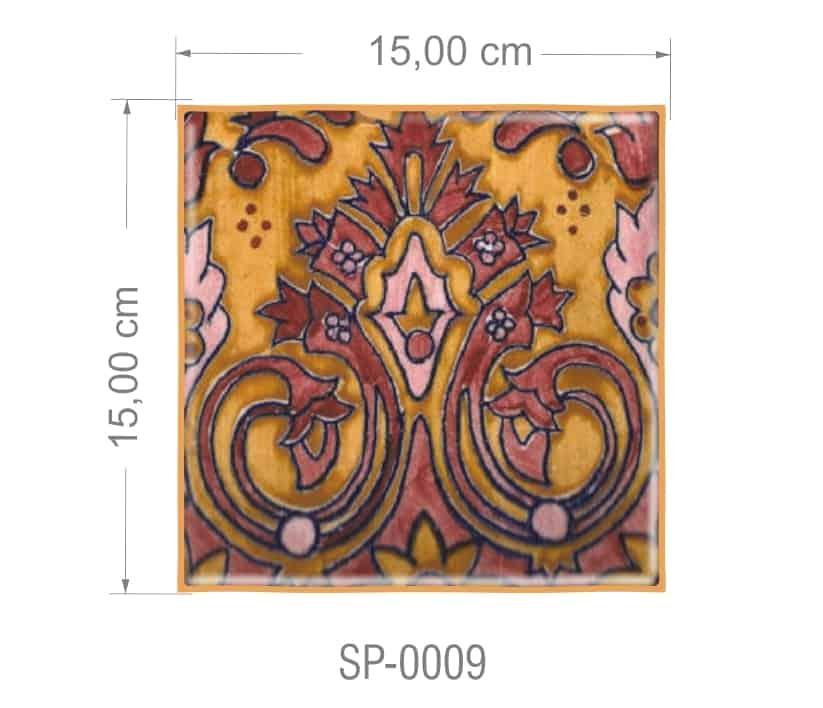 Azulejo PT kit com 90 uni - SP 0009 R$182,00