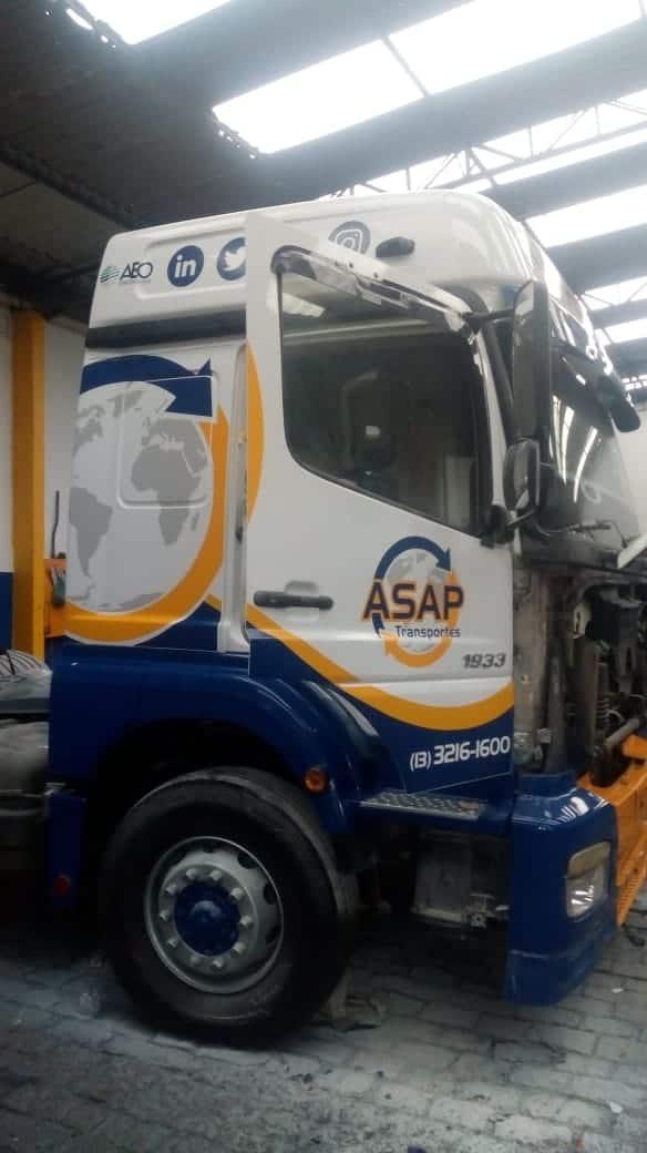 Caminhões | Asap