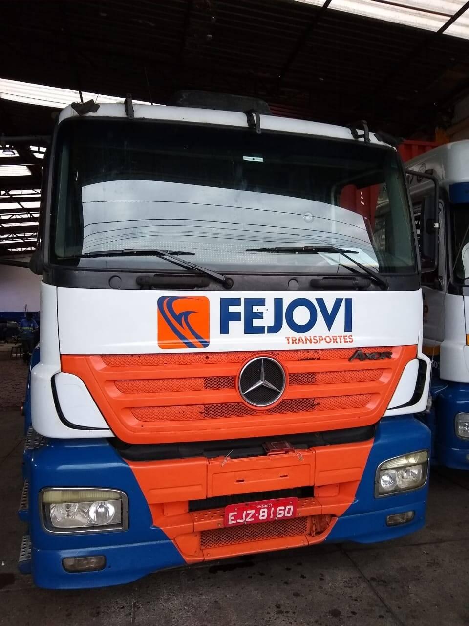 Caminhões | Fejovi